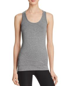 X by Gottex Mesh Insert Pullover Tank - Compare at $52