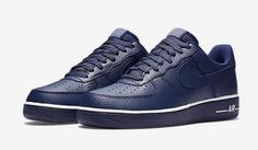 Nike Air Force 1 07 Pivot Loyal Blue. Available now. http://ift.tt/1Sx6Xo6
