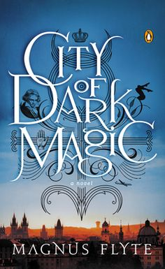 City of Dark Magic by Magnus Flyte | Ancient cities steeped in historical magic can't help but remind us of Harry Potter and Diagon Alley!
