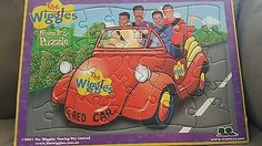 The Wiggles Autographed Puzzle 2 • CAD 13.25