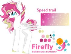 NG Firefly - Reference Sheet by Cheschire-Kaat