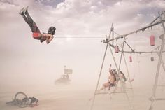 #fotografia #festival #burningman #surrealismo
