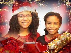 Garcia siblings. My lovely grand daughters. My babies. Miss them so muah <3