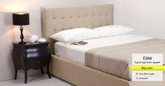 Bed - made.com