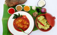 Our favourite recipes… Tapioca (Kappa) and Spicy Fish Curry – The i-escape blog