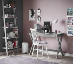 Kidsroom, My New Room, Office Desk, Corner Desk, Inspiration, Furniture, Home Decor, Maya, Offices