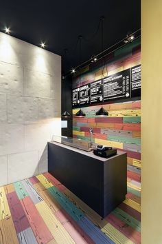 Alma Design for Mattarello Maninpasta: Restaurant Exterior, Restaurant Interior Design, Retail Interior, Cafe Interior, Restaurant Ideas, Pub Design, Shelf Design, Retail Design, Store Design