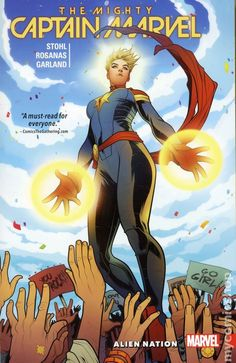 Mighty Captain Marvel TPB #1-1ST