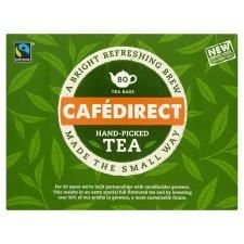 Cafedirect Teadirect 80 Tea Bags  250g https://www.sentogo.com/products/cafedirect-teadirect-80-tea-bags-250g … #Cafedirect #Tea #TeaBags #Brew #Tealovers