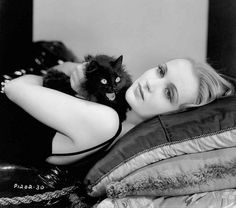 A new coffee-table book shows cat stars alongside their glamorous fellow actors in beautiful photographs.