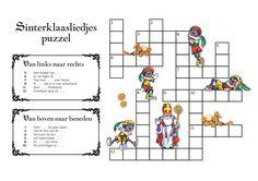 Kleurplaten en puzzels | Kasteel van sinterklaas
