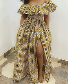 African Dresses For Kids, African Maxi Dresses, Ankara Dress Styles, African Fashion Ankara, African Inspired Fashion, Latest African Fashion Dresses, African Print Fashion, African Attire, African Style