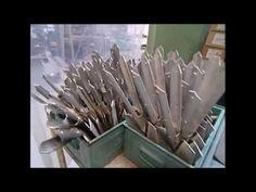 정원용 도구는 어떻게 만들어질까? - 정원용 도구의 제작과정
