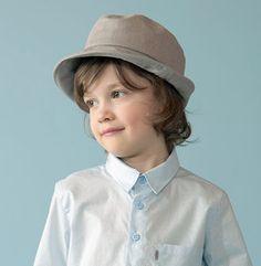 The OTTOBRE design® Blog: Ottilia Sews! Herbie Brimmed Hat ...and a Prize Draw!