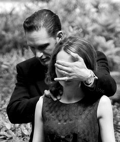 These two killed me... I know the movie was a dramatic representation and not entirely accurate but I really bought into their relationship [Tom Hardy certainly helped... so fucking charming]... but the offscreen rape scene... :( :( :( :(