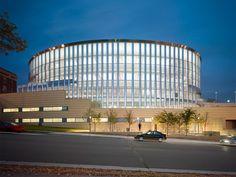 University of Minnesota STSS                   Minneapolis, MN                   Architects: Kohn Pedersen Fox