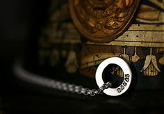 Rakas = beloved.  #handmade #necklace.