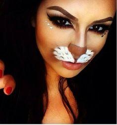 #maquiagem #make #cat