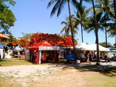 Port Douglas Weekly Market, Australia