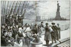 Irish immigrants
