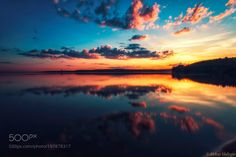 Reflection of a spring golden hour... by alekseimalygin via http://ift.tt/2khDeSr