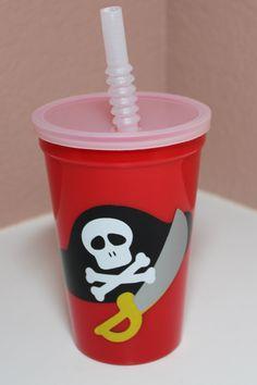 vaso de refresco de plastico