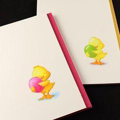 Art Impressions Rubber Stamps: Ai Easter: Hoppy Easter Set (Sku#4754) ... handmade card chick.