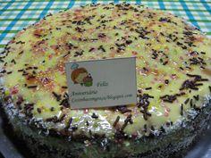 Cozinha com Graça: Bolo de aniversário e o fim do blog