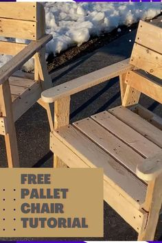 Outdoor Furniture Plans, Diy Furniture Table, Diy Garden Furniture, Diy Furniture Plans Wood Projects, Woodworking Projects Diy, Furniture Ideas, Furniture From Pallets, How To Build Pallet Furniture, Pallet Bedroom Furniture