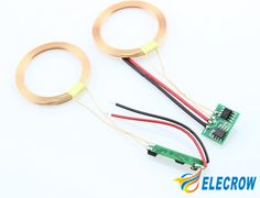 Wireless Charger&Receiver Module