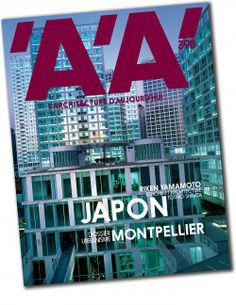 L'Architecture d'Aujourd'hui. Nº398. Japon.  Sumario: http://www.larchitecturedaujourdhui.fr/aa-selection-aa398 Na biblioteca: http://kmelot.biblioteca.udc.es/record=b1179699~S1*gag