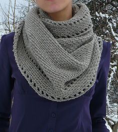 Click through blog to find ravelery free pattern