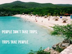 #travel #quote Travel Quotes, Caribbean, Places To Visit, Beach, Water, Life, Outdoor, Van, Google Search