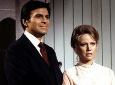 Drs. Monica and Alan Quartermaine -- Stuart Damon & Patsy Rahn - General Hospital