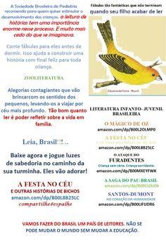 Start reading FESTA NO CÉU E OUTRAS HISTÓRIAS DE BICHOS.Welington A.Pinto. Zooliterat.Enjoy:http://amazon.com/dp/B00L8B25LC