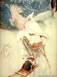 Image result for Arthur Rackham The Snow Queen