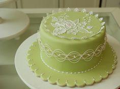 Royal Icing I.- základní kurz zdobení dortů královskou glazurou | TopCake Studio