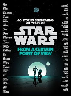 Suzanne's Pick - Star Wars: From a Certain Point of View by Ben Acker