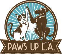 Logo for pet sitting Atwater Village