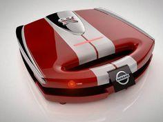 Torradeira da Nissan, pegadinha da marca no 1º de abril