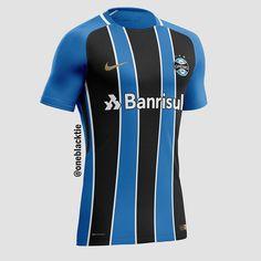 c267fa5189 Designer cria camisas de clubes brasileiros inspiradas na Nike - Parte 02 -  Show de Camisas