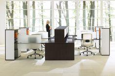 Teknion Expansion Desking