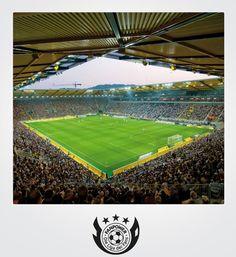 Tivoli | Aachen | Club: Alemannia Aachen | Zuschauer: 32.960