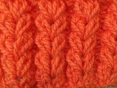 TEJER PUNTO RUSO 1 - YouTube Knitting Patterns, Crochet Patterns, Hairpin Lace, Knitted Flowers, Stitch 2, Garter Stitch, Tatting, Crafty, Knitting Needles