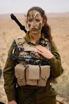 """Staff Sgt. Adva Ezra just completed three years of service as a combat soldier in the Caracal Battalion. This was her advice to the next generation of fighters:""""Aim as high as you can. Maximum - you'll reach the stars."""""""