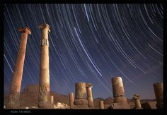 Art at Art - http://artatart.net/ruins-of-khourhe-temple-under-moonlight/