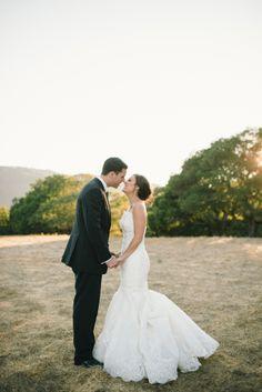 Photo by Delbarr Moradi, Holman Ranch Wedding, Carmel Ca