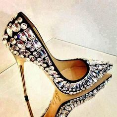 jimmy choo tia pointed crystal embellished pump i want shoe heels obsession