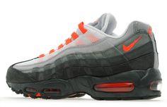 """Nike Air Max 95 """"Crimson"""""""