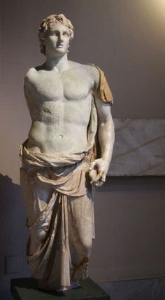 Alexander the Great. Ancient Greece.